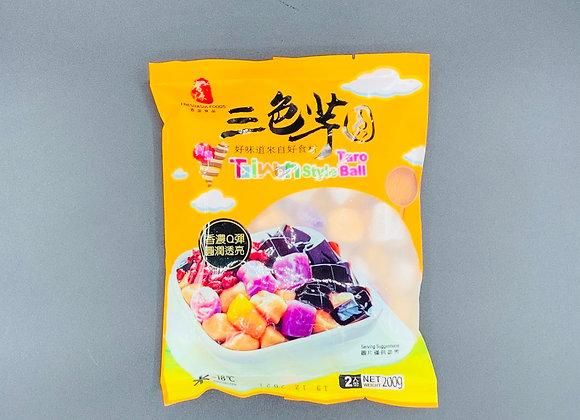 三色芋圆 200g Freshasia Taiwan Style Taro Ball