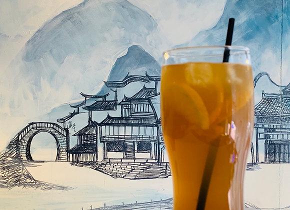 冻柠茶 Lemon Ice Tea