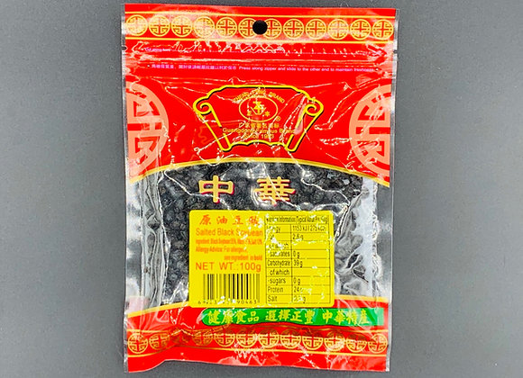 正丰原油豆豉 ZF Salted Black Soybean 100g