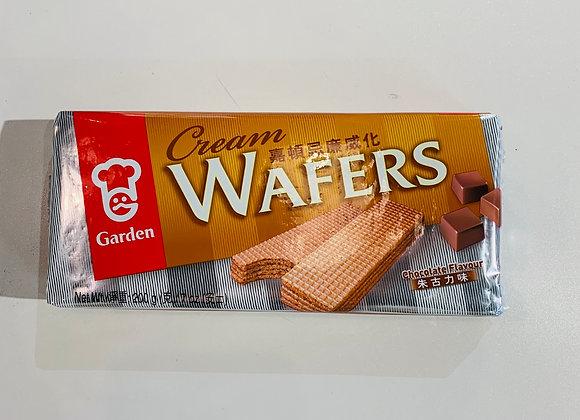 嘉顿巧克力威化饼 200g Garden Cream Wafer Chocolate
