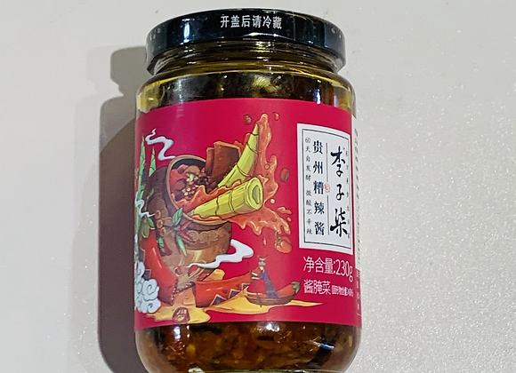 李子柒贵州糟辣酱 230g LZQ Guizhou Chilli Sauce