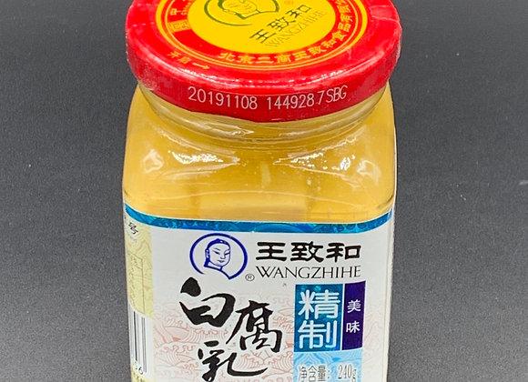 王致和白腐乳 240g WZH White Bean Curd