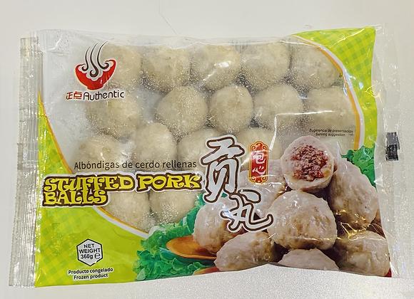 正点包心贡丸 360g ZD Stuffed Pork Ball
