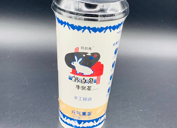 奶白兔牛乳茶元气黑茶 147g NBT Black Tea Milk Flavour