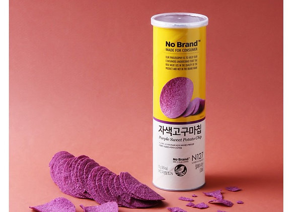 紫薯片 110g Purple Sweet Potato Chip