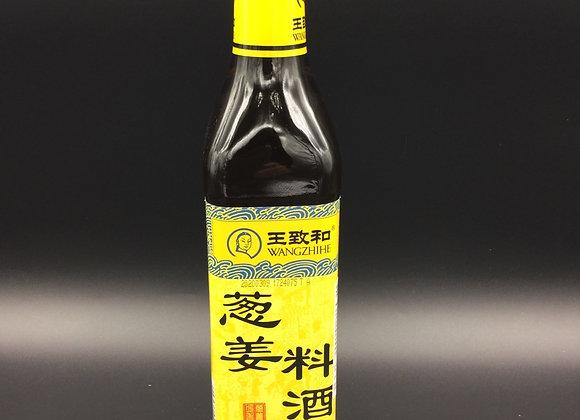 王致和姜葱料酒 500ml WZH Ginger Onion Cooking Wine
