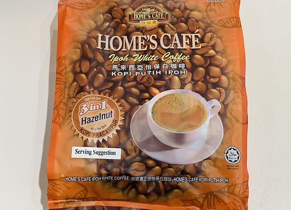 故鄉濃怡保榛子白咖啡3合1 15×40g HC 3 in 1 Hazelnut White Coffee