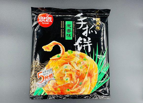思念手抓饼-葱香 450g Synear Hand-Grasp Pancake-Onion