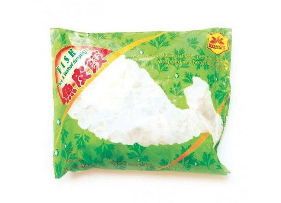 鸿氏鱼皮肉饺 410g Hong's Fish Pork and Seafood  Dumplings