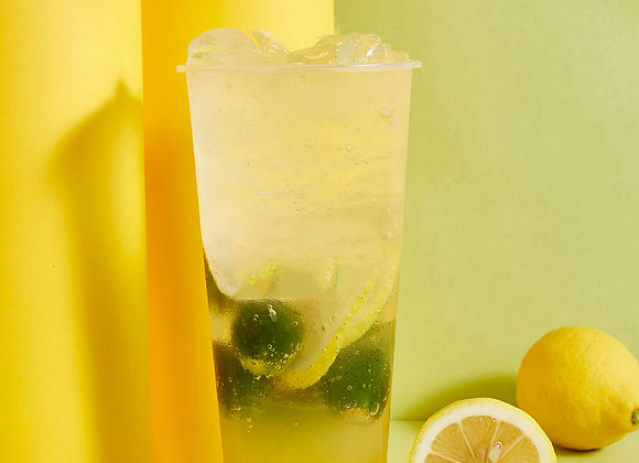 16 恋上海柠 Lemon with Jasmine
