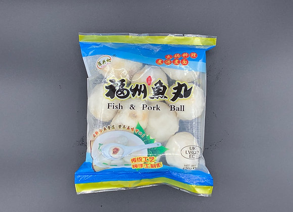 陈兴记福州鱼丸 420g XK Fujianese Fish and Pork Ball