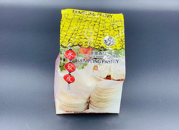 万里香牌水饺皮450g Dumpling pastry
