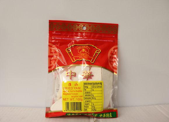 正丰淮山 100g ZF Dried Yam