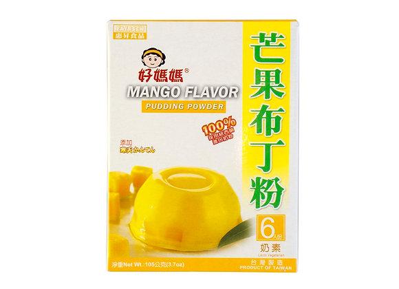 惠升芒果布丁粉105g FS Jelly Powder-Mango