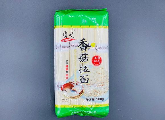 顶味香菇拉面908g NK Mushroom Noodle
