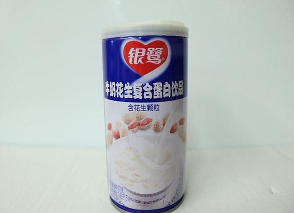 银鹭牛奶花生复合蛋白饮料