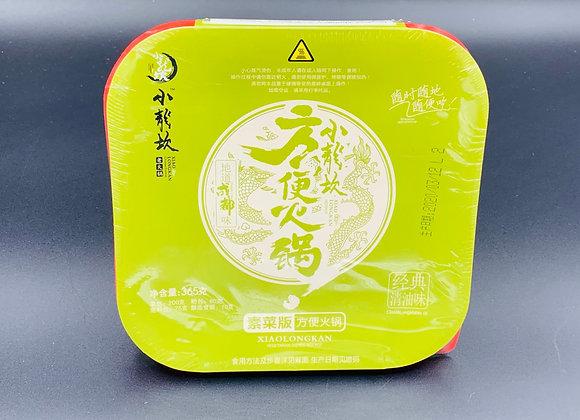 小龙坎自热火锅冒菜 365g XLK Mixed Vegetable Maochai