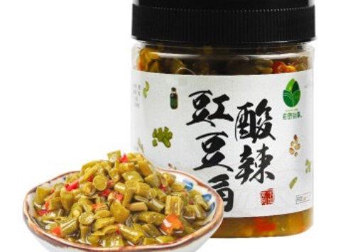 田野故事-酸辣豇豆角 300g TYGS Sour & Spicy Cowpea