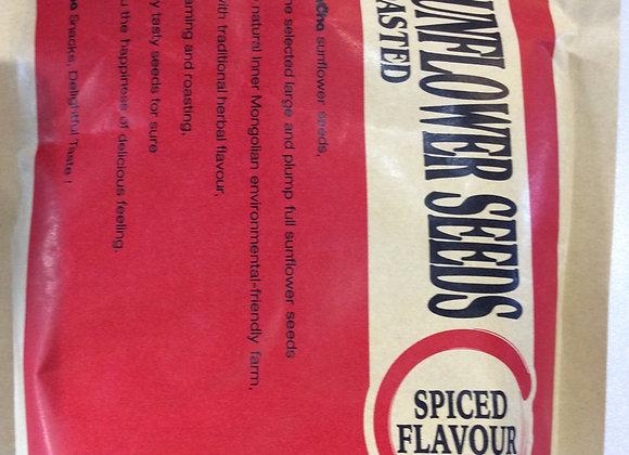 恰恰香瓜子-辣味 228g QQ Sunflower Seeds-Spiced