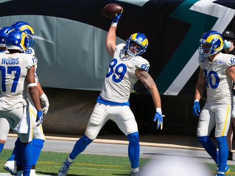 Rams at Eagles - Week 2 recap