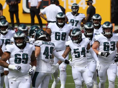 Rams at Eagles - Week 2 preview