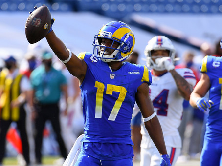 Rams at Bills - Week 3 recap
