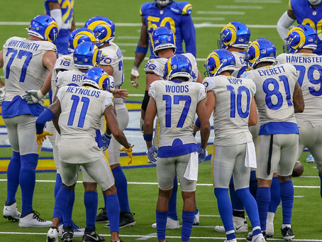 Los Angeles Rams' initial 53-man roster for 2020 set
