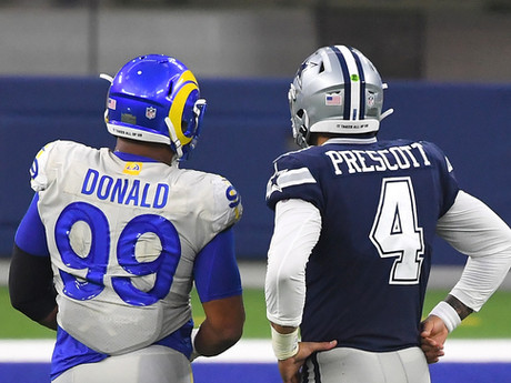 Perspective for Los Angeles Rams after Week 1 win over Dallas Cowboys