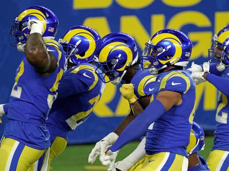Rams v. Bears - Week 7 recap