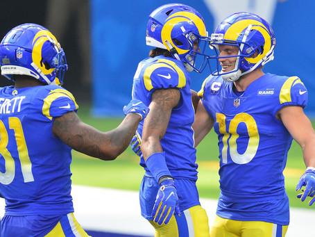 Rams vs. Giants - Week 4 recap