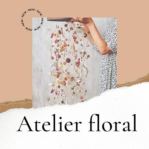 Atelier dôme floral