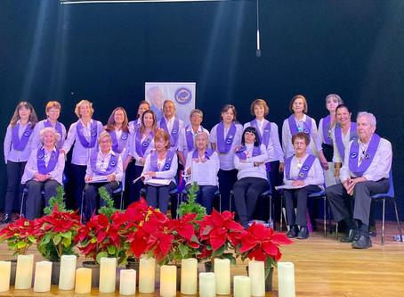 El coro una espacio de estimulación y socialización para personas con Alzheimer y sus cuidadores