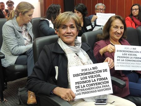 Nueva ciudadanía desde la Convención Interamericana de las Personas Mayores HelpAge América Latina