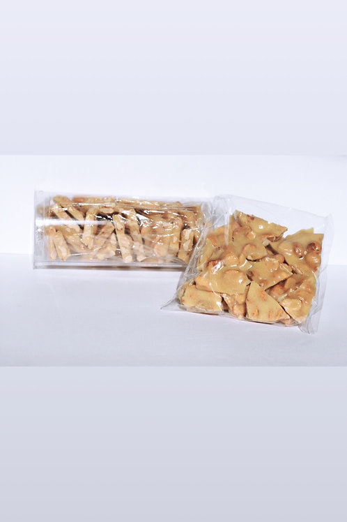 Mouthwatering Peanut Brittle