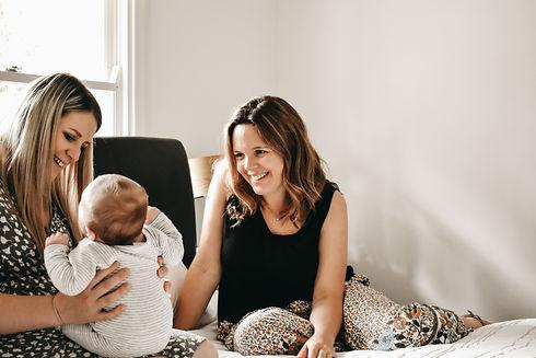Katie Parker: Postpartum Care Packages