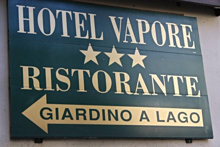 Cartello Hotel