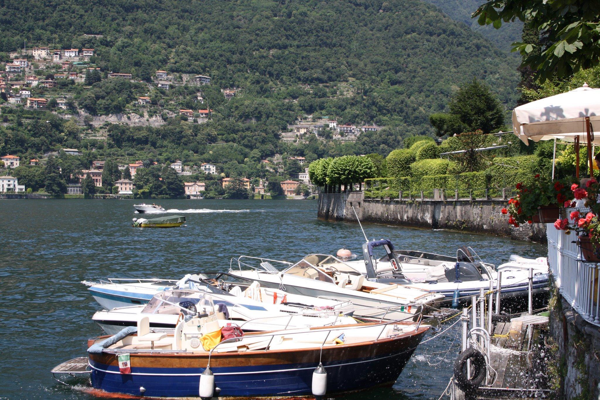 Attracco Barche