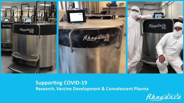Supporting COVID-19 Research, Vaccine Development & Therapeutics