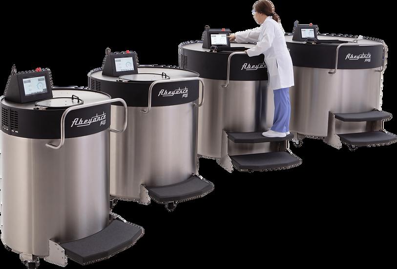 Abeyance Cryo Freezers - Cryogenic Freezers