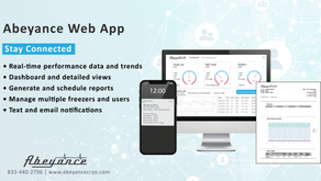 Abeyance Web App | Stay Connected