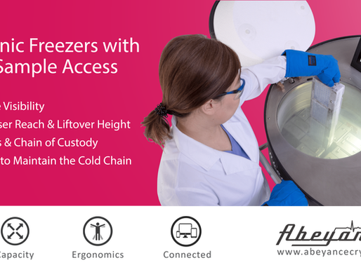 Better Sample Access for the Cryo Cold Chain