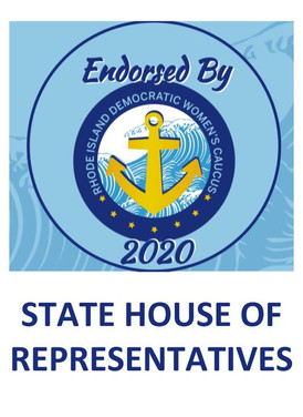 2020 RIDWC RI House Endorsed Candidates