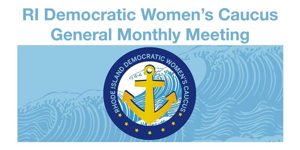 November 2021 General Meeting