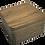 Thumbnail: Manschettenknöpfe mit Echtholz