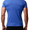 Thumbnail: T-Shirt Rundhals Knopfleiste Body Fit