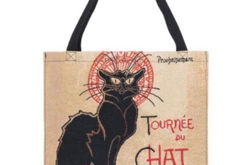 Tournée du Chat Noir Tragetasche
