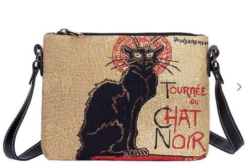 Tournée du Chat Noir Kleine Handtasche