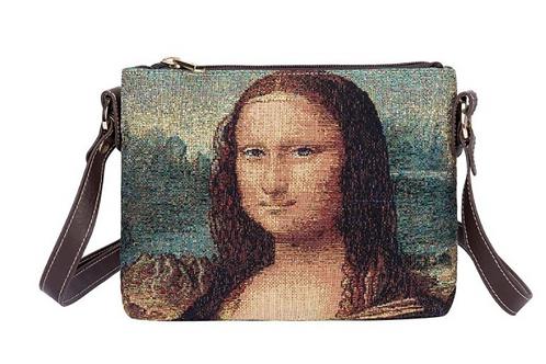 Mona Lisa kleine Handtasche