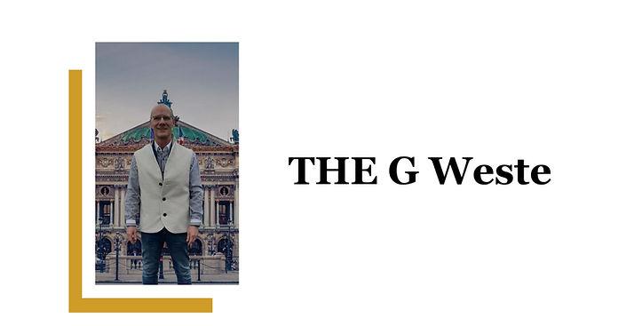 THE G WESTE