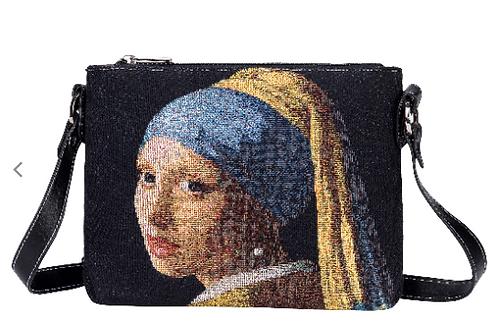 J. Vermeer Collection kleine Handtasche